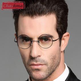 Oculos Estilo John Lennon Preto Armacoes - Óculos no Mercado Livre ... d350db5eb7