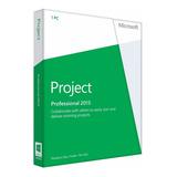 Licencias Ms Project 2016