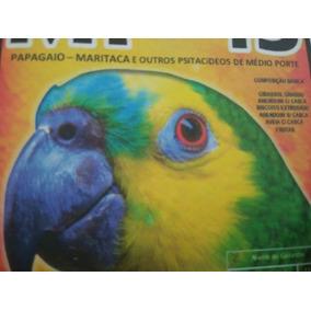 Mistura Sementes Papagaio 8 Kg