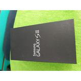 Samsung I9300 S3 Negro .$3000 Con Envío. Nuevo.