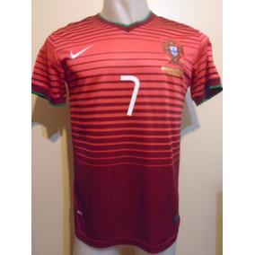cfeb639f314d0 Camiseta Portugal - Camisetas de Adultos en Mercado Libre Argentina