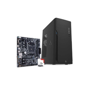 Computadora Pc Cpu Gamer Amd A10 Ssd 240gb Ram 8gb Radeon R7