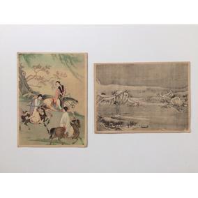 Dois Cartões Chinese Women