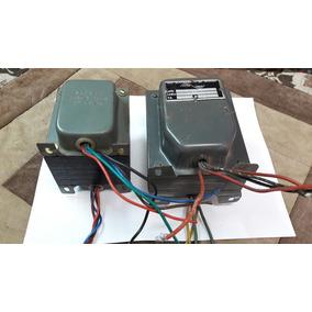 Transformadores Para Amplificador Valvulado 50w