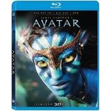 Pelicula 3d Blueray Original Sellada Avatar 3d