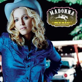 Madonna Music Vinilo 180 Gramos Nuevo Importado