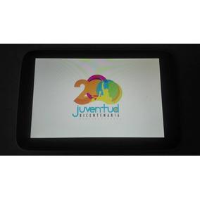 Tablet Androide 10 Pulgadas Con Forro Cargador Y Caja.