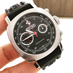 666c57609d3 Panerai Ferrari Chronograph 45mm Completo Impecável
