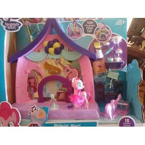 05209c436b2 Castillo De Sirena My Little Pony Gira Y Tiene Musica en Mercado ...