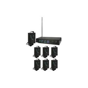 Sistema De Monitor Inalámbrico Nady Eo3 Bb 300 (7) Receptore