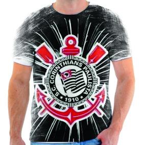 Almofada Camisa Time Corinthians - - Camisetas e Blusas no Mercado ... 37281a4b58f36
