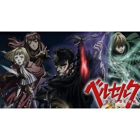 Anime Bersek Completa Em Hd E Full Hd, Qualidade Máxima !