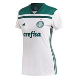 Camisa Do Palmeiras Feminina 2018 Oficial - Com Desconto