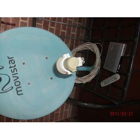 Antena Movistar, Cable,codificador Y Control