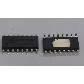 Xpt9910 Circuito Integrado Em Smd De Saída De Som 9910
