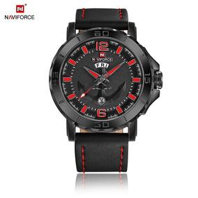 d4012752bb1 Relógio Militar Pakin Quartz Vermelho - Relógios no Mercado Livre Brasil