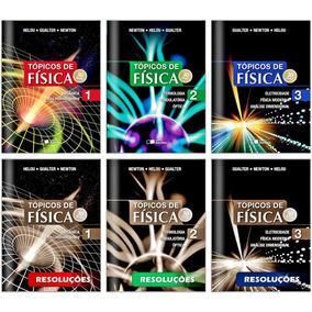 Tópicos De Física 30 Anos - Livros E Manuais Originais