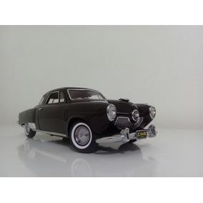 Studebaker Champion 1951 Highway Miniatura Escala 1/18 Nova