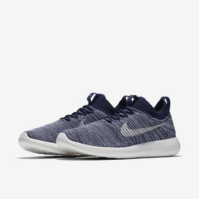 30a34734839 Tenis Pisada Supinada Nike Flyknit - Tênis Azul marinho em ...