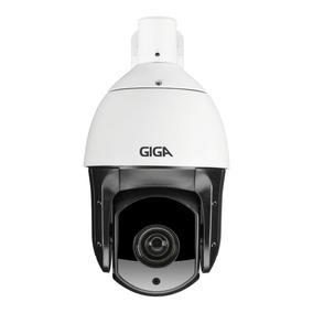Câmera Speed Dome 720p - Infra 120m - Ahd Plus Giga Security