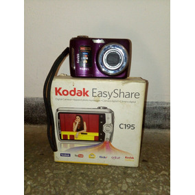 Camara Digital Kodak Easy Share C195