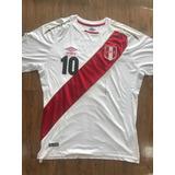 Camisa Seleção Do Peru Copa Do Mundo Rússia 2018