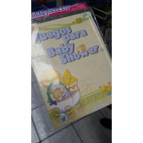 Baby Shower Mas 40 Juegos Dinamicos Otros En Mercado Libre Mexico