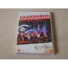 Dvd - Dazaranha - Ao Vivo