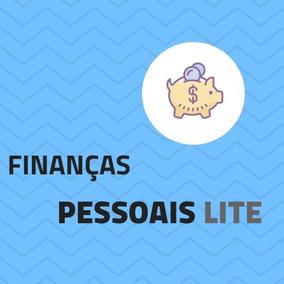 Planilha Controle Financeiro Math Lite- Envio Por Email