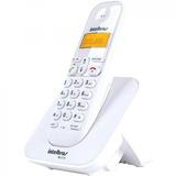 Telefone Intelbras Sem Fio Ts3110 Branco - 4123010