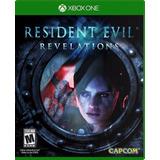 Resident Evil Revelations Xbox One Rockestore