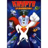 Dvd Krypto O Super Cão Vol. 1 - Original - Novo - Lacrado