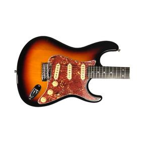 Guitarra Tagima T635 Classic Sunburst Escala Escura