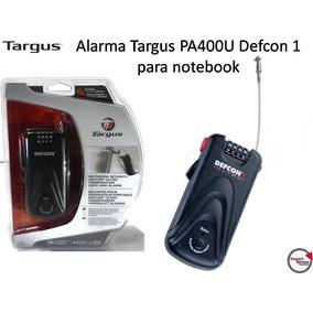 Alarma Targus Pa400u Defcon 1 Para Notebook