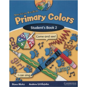 Primary Colors 2 - American English - Student