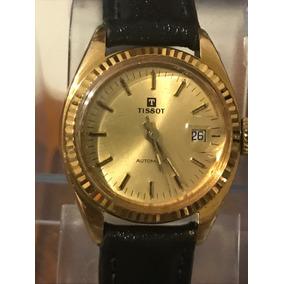 fb1dcde228f Raro Relógio Tissot Década De 60 De Coleção Sem Uso Raridade ...