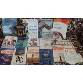 Kit Livros Para Formação Em Educação Física