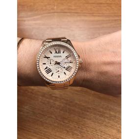 cfd13143560 Relogio Fossil Ouro Rose - Relógios no Mercado Livre Brasil