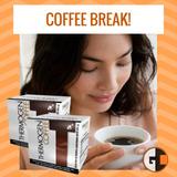 Café Para Bajar De Peso Pack X2 Thermogen Coffee Omnilife