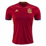 0f8442ba18 Camisa Espanha Euro 2016 - Camisas de Futebol no Mercado Livre Brasil