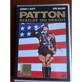 Dvd Patton Rebelde Ou Heroi? (frete Grátis)