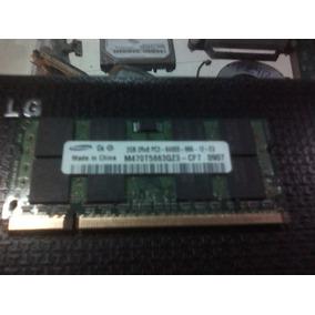 Vendo Memoria Ddr2 De 2gb Para Laptop Marca Samsung