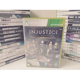 Injustice - God Among Us - Ultimate Edition - Xbox 360