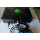 Xbox Original Microsoft Completo