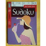 Livro Coquetel Sudoku N°27 - Facil, Medio, Dificil