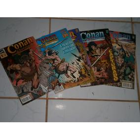Conan Aventureiro 5 Ediçoes Para Colecionadores