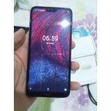 Nokia X6 Ou 6.1 Plus 64gb - Leia A Descrição