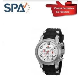 9eac5db649f Relogio Seculus Masculino Pulseira Em Borracha - Relógios no Mercado ...