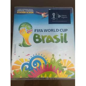 Album De Figurinhas Copa Brasil 2014 Capa Dura