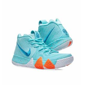 Tenis Nike Kyrie 4 / Power Is Female / Msi #28.5 Cm Mex Caja